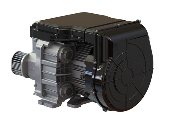 400L双级压缩主机